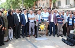 Mursi için Kahramanmaraş'ta Gıyabi Cenaze Namazı...
