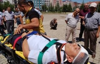 AFAD'dan Afşin'de Gerçeği Aratmayan Deprem...