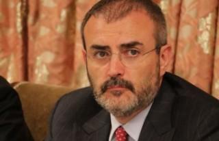 AK Parti Genel Başkan Yardımcısı Ünal; S 400'lerin...