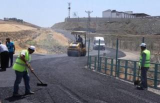 Dulkadiroğlu'nda Çevre Düzeni Ve Yol Yapım Çalışmaları