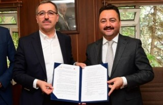 Elbistan Belediyesi İle Yetki Devir Protokolü İmzalandı