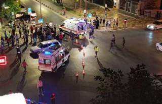 Kahramanmaraş'ta Elektrikli Bisiklet İle Otomobil...