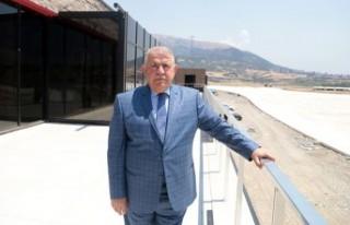 Kahramanmaraş'ta EXPO 2023 Hazırlıkları