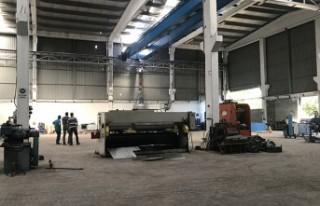 Kahramanmaraş'ta Bir Fabrikada Patlama Meydana...