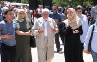 Kahramanmaraş'ta İlk Hacı Kafilesi Uğurlandı