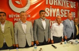 Remzi Çayır; Türkiye'nin Büyük Birliğe İhtiyacı...