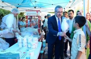 Başkan Güngör; Birlikteliğimiz Türkiye'ye Örnek