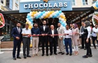 CHOCOLABS Chocolate & Coffee Kahramanmaraş'ta...