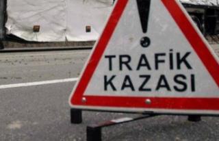 Kahramanmaraş'ta Otomobilin Çarptığı Çocuk...