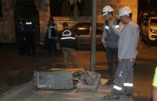 Kahramanmaraş'ta Trafik Kazası, Sürücü Hayatını...