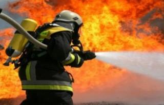 Oksijen Tüpü Alev Aldı: 2 İşçi Yaralandı
