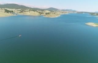 Adatepe Barajı Ticari Balıkçılığın Merkezi...