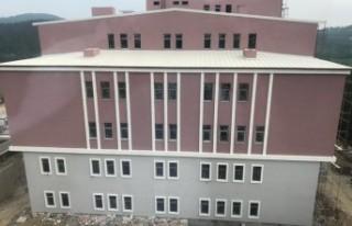 Andırın Yeni Devlet Hastanesine Kavuşuyor