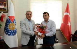 BESYO Müdürlüğüne Hüseyin Eroğlu Atandı