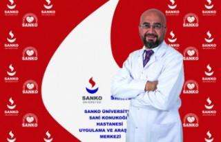 Beyin, Omurilik ve Sinir Cerrahisi Uzmanı SANKO'da