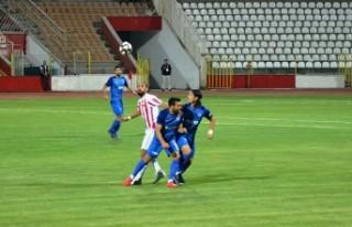 Kahramanmaraşspor: 1 - Ankara Demirspor: 0