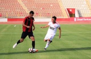 Kahramanmaraşspor: 1 - Fatih Karagümrük: 4