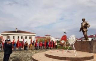 Afşin'de 29 Ekim Cumhuriyet Bayramı Kutlamaları...