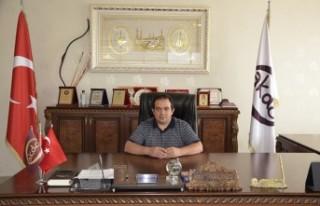 """AKDO'dan, """"Barış Pınarı Harekat'ına""""..."""