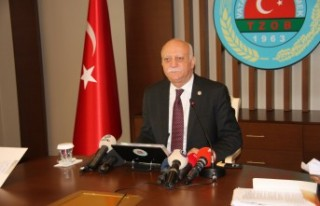 Bayraktar'ın Basın Toplantısı