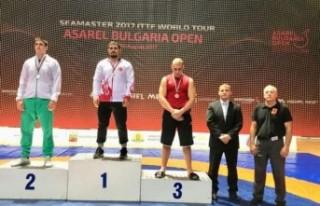 Büyükşehirli Alkız Balkan Şampiyonu