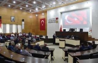Dulkadiroğlu Meclisi'nden Barış Pınarı'na...