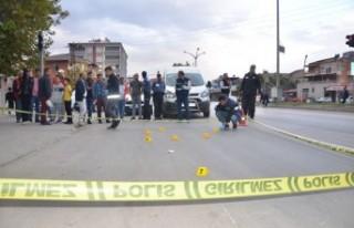 Durakta Otobüs Beklerken Uğradığı Silahlı Saldırıda...