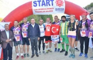 Elbistan-Afşin-Ekinözü Ultramaraton Türkiye Şampiyonası...