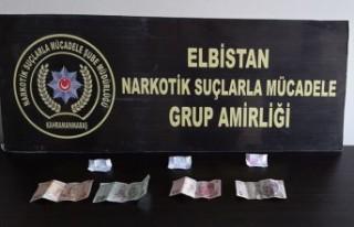 Elbistan'da Uyuşturucu Operasyonunda 1 Tutuklama