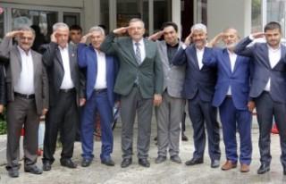 Göksun Belediye Meclisinden Barış Pınarı Harekatına...