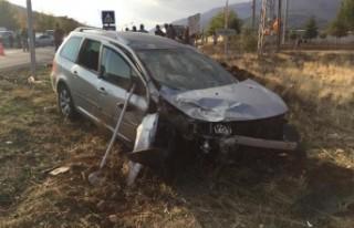 Kahramanmaraş'ta Feci Kaza 9 Yaralı
