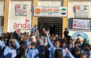 Suriyeli Türkmenler İçin Yardım Kampanyası