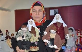 """Kahramanmaraş'ın Kültürü """"Kitre Bebeklere'..."""