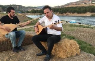 Kahramanmaraş'lı Genç Müzisyenler Bir İlki...