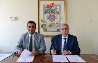 KSÜ Ve DOĞAKA Arasında Proje Sözleşmesi İmzalandı