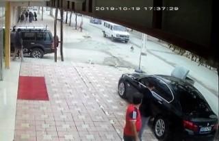 Vicdansız Sürücü Köpeğe Çarpıp Kaçtı