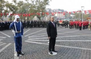 Atatürk Vefatının 81. Yılında Anıldı