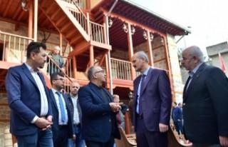 Başkan Okay: Mutfak Müzesi, En Çok Ziyaret Edilen...