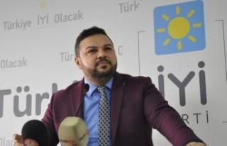 İYİ Partiden Bayırbucak Türkmenlerine Yardım...
