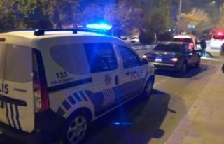 Kahramanmaraş'ta Husumetlisini Silahla Yaraladı