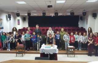 KSÜ Çocuk Üniversitesinde Yeni Eğitim-Öğretim...