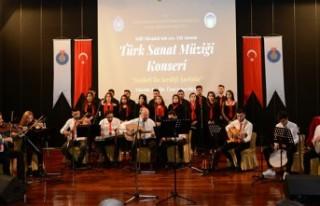 KSÜ Türk Sanat Müziği Korosu Atatürk'ün Sevdiği...