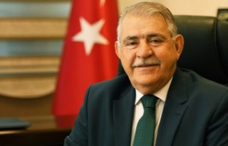 Mahçiçek; Gazi Mustafa Kemal Atatürk'ü Rahmetle...