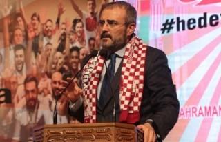 Mahir Ünal Öncülüğünde Kahramanmaraşspor'a...
