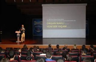 Organ Bağışının Önemi Okullarda Anlatıldı