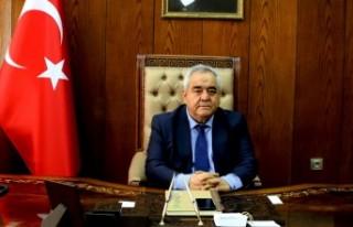 Rektör Özgül'ün 10 Kasım Mesajı