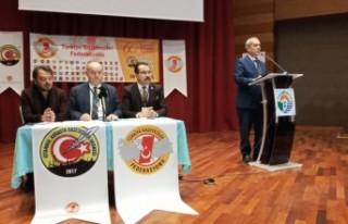 """TGF Genel Başkanı Karaca; """"Anadolu Basını Bitirilmeye..."""