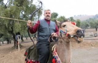 Dede Mirası Atlı Sporu Yaşatıyor