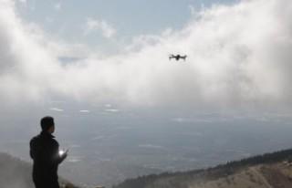 """""""Drone Adam"""" Kahramanmaraş'ın Güzelliklerini..."""