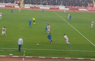 Kahramanmaraşspor: 1 - Bodrum Belediyesi Bodrumspor:...